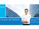 Curso cluster de failover com WS e system center gratuito com certificado