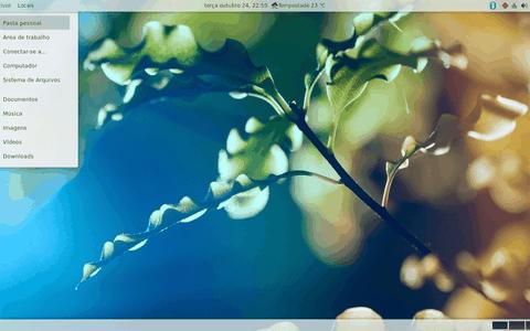 Conheça o SimbiOS uma distribuição baseada no Debian GNU/Linux