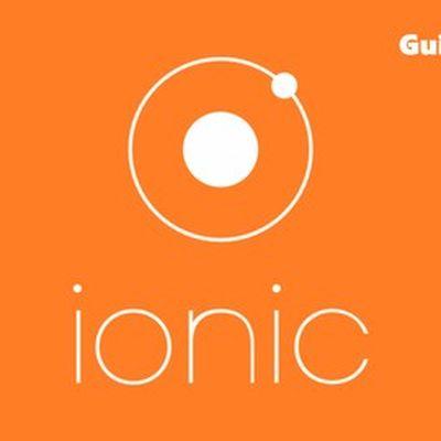 Curso Ionic 3 - Recursos Nativos para IOS e Android