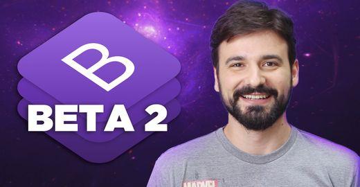 Novidades no Bootstrap 4 Beta 2