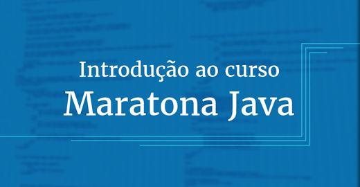 Curso Maratona Java - DevDOJO