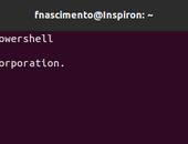 Powershell no Ubuntu