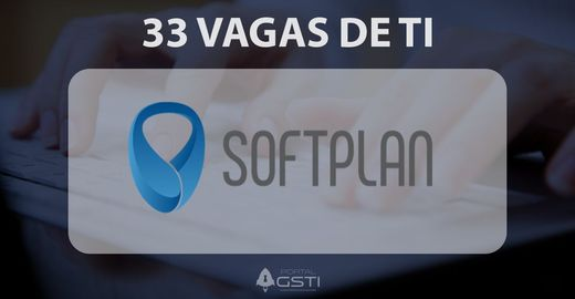 33 Vagas de TI na Softplan