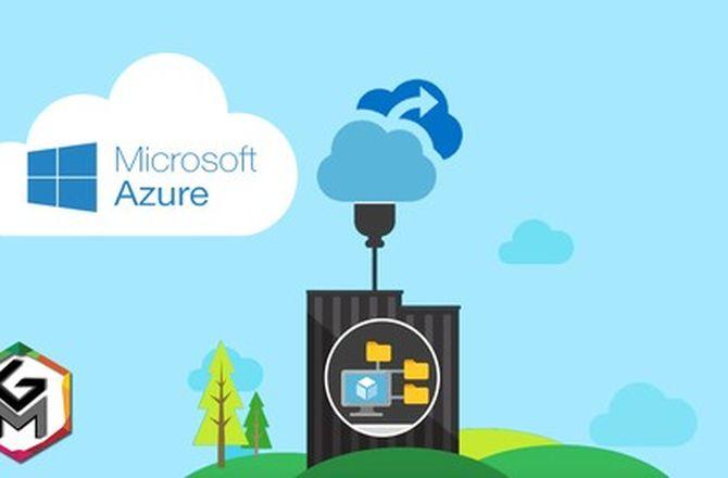 Imagem destacada do curso Curso Microsoft Azure Backup: Proteja seu ambiente
