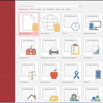 Curso Microsoft Access - Iped