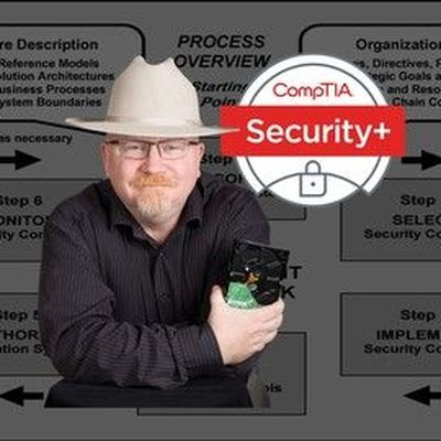 Curso CompTIA Security+ Certification; SY0-401. The Total Course
