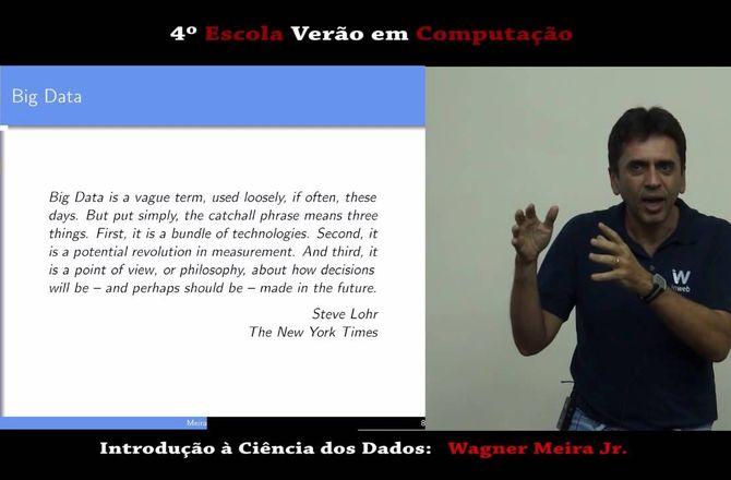 Imagem destacada do curso Curso Gratuito Introdução a ciência dos dados | UFMG