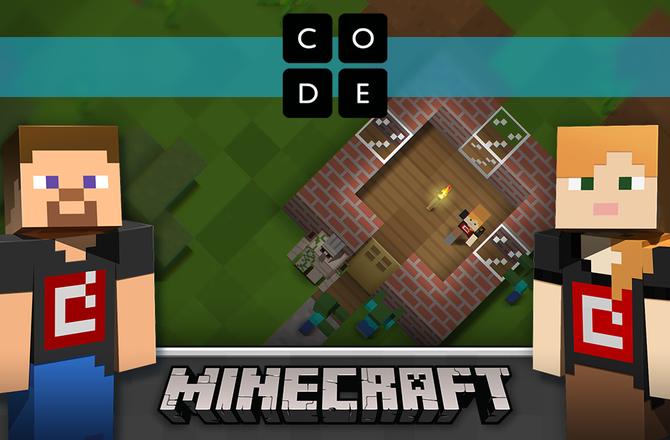 Imagem destacada do curso Curso Gratuito Designer de Minecraft