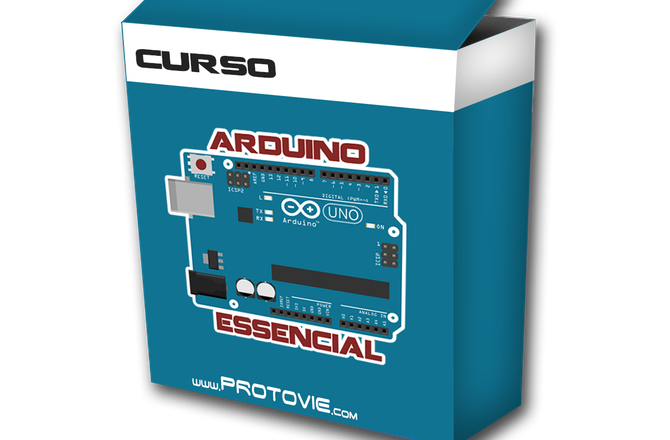 Imagem destacada do curso Curso Arduino Essencial - Protovie