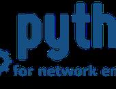 Curso Python para engenheiros de redes (grátis)