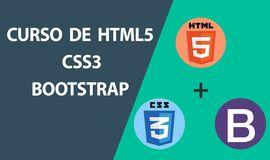 Curso de HTML5, CSS e Bootstrap
