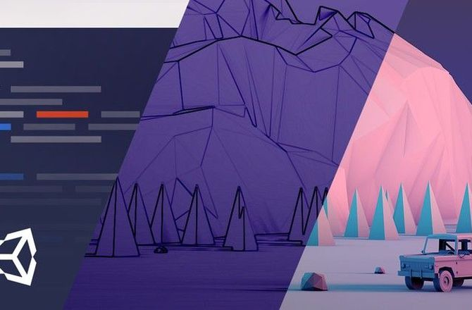Imagem destacada do curso Curso de Unity 5 + C#: Simplificando o Desenvolvimento de Jogos