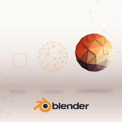 Curso de Blender 3D do básico ao avançado