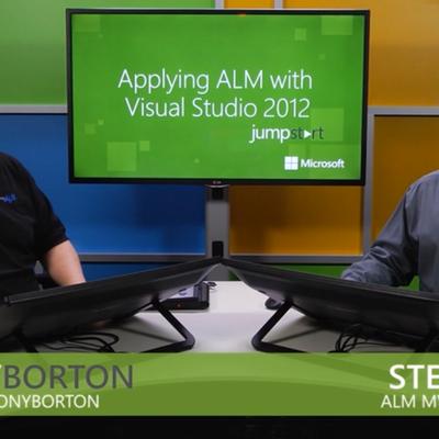Curso Gratuito Introdução a Aplicação do ALM com o Visual Studio 2012
