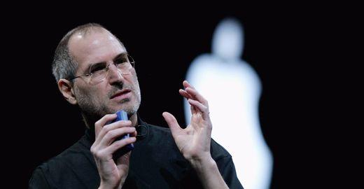 A liderança de Steve Jobs