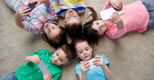 Riscos do uso excessivo da tecnologia pelas crianças