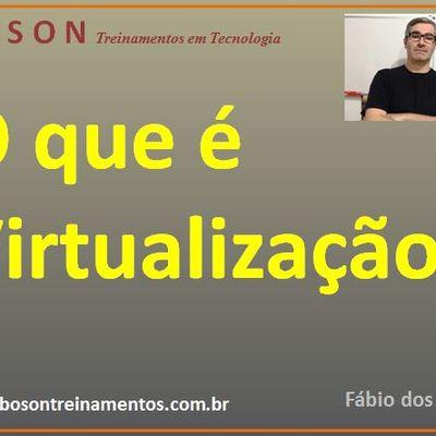 Curso Gratuito Virtualização | Bóson Treinamentos