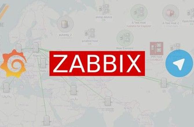 Imagem destacada do curso Curso Monitoramento com Zabbix