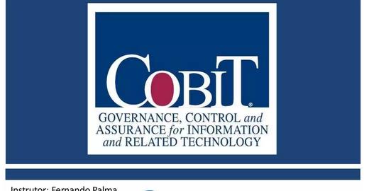 Curso Completo COBIT 4.1 em Slides