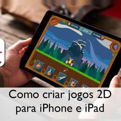 Curso como criar jogos 2D para iPhone e iPad