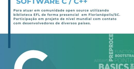 Vaga Desenvolvedor de Software C C++ (Florianópolis)