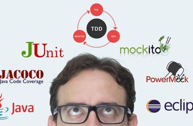 Imagem destacada do curso Curso Testes unitários em JAVA: Domine JUnit, Mockito e TDD