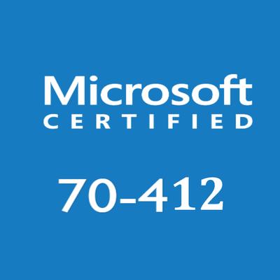 Curso Gratuito Preparatório Certificação Microsoft 70-412 –