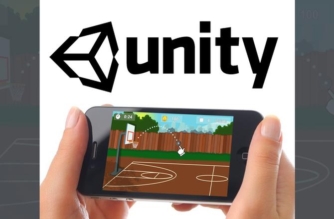 Imagem destacada do curso Curso COMPLETO de jogos 2D para Android com Unity 5 + C#