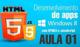 Curso Gratuito Introdução ao desenvolvimento para Windows 8