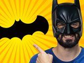 Como desenhar o símbolo do Batman com CSS