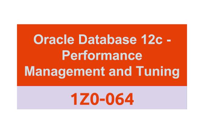 Imagem destacada do curso Curso Certificação Oracle Performance e Tuning 1z0-064