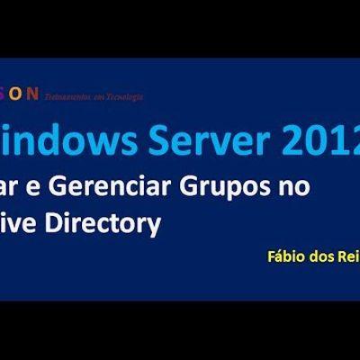 Curso Gratuito Windows Server 2012  |  Bóson Treinamentos