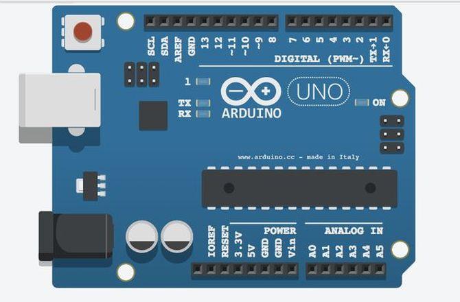 Imagem destacada do curso Curso: Aprenda Arduino com uso de simulador