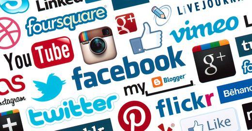 Exposição de informações pessoais em redes sociais
