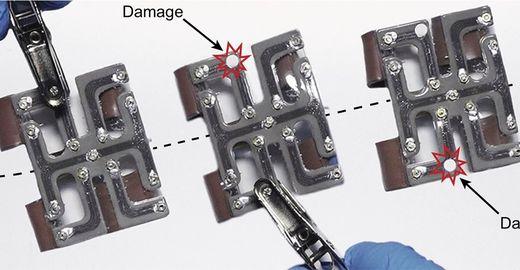 Conheça a 'pele' metálica que irá revolucionar o mercado de robótica