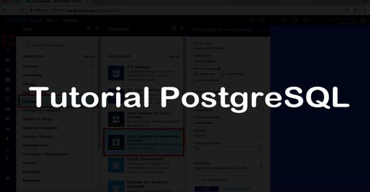 Tutorial PostgreSQL em Vídeos