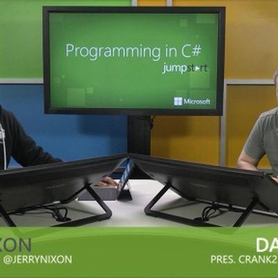 Curso Gratuito Programação no Jump Start de C#