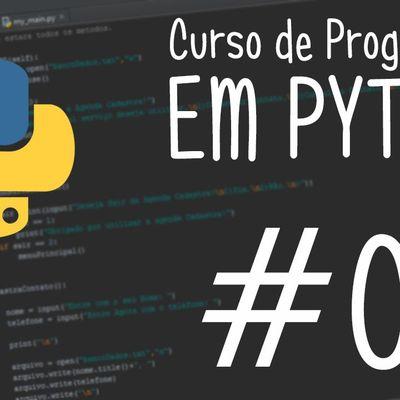 Curso Gratuito de Programação em Python | DD Tutoriais