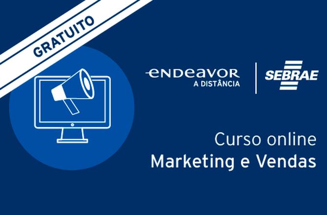 Imagem destacada do curso Curso Gratuito Marketing Digital para o Empreendedor | Endeavor