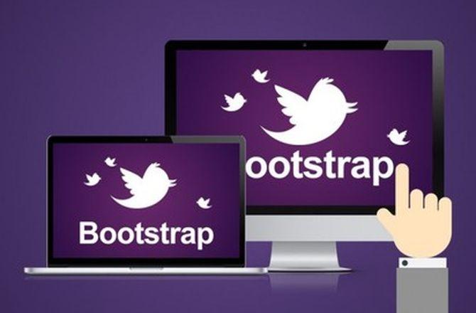 Imagem destacada do curso Curso Template com Bootstrap