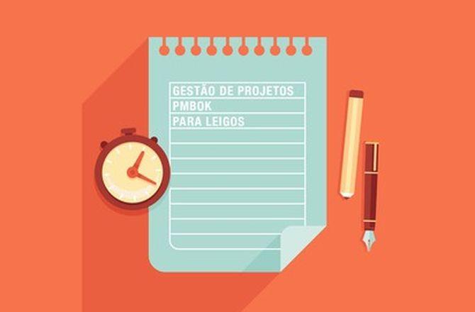 Imagem destacada do curso Curso Gerenciamento de Projetos e PMBOK para Leigos