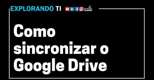 Como sincronizar o Google Drive no Linux