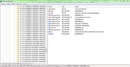 Problemas com perfil temporário no Windows 7
