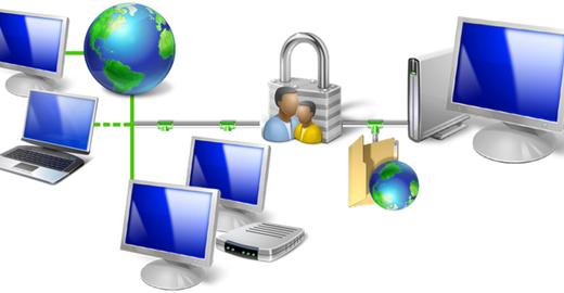 Redes de computadores para concursos