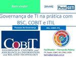 Governança de TI com BSC, COBIT e ITIL: Vídeo