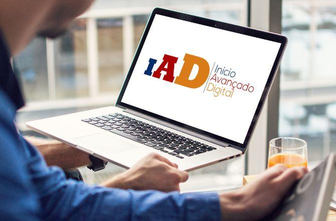 Imagem destacada do curso Início Avançado Digital (IAD) - Como criar negócios na internet em nível avançado