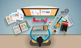 Curso de Design de Layouts de Sites com Photoshop CC