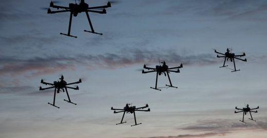 Não parem as máquinas! Os drones ganharão força na indústria