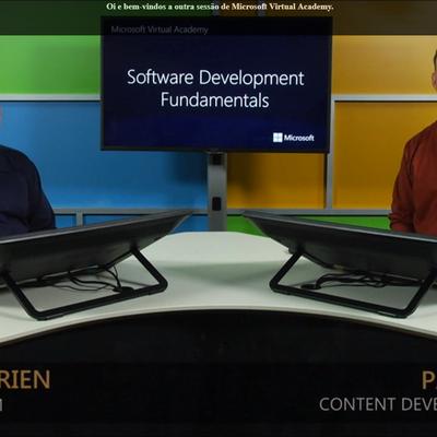 Curso Gratuito Conceitos básicos do desenvolvimento de software