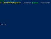 Microsoft Azure - Criando Máquinas Virtuais via Power Shell